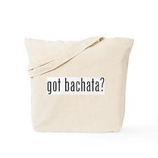 got bachata? Tote Bag