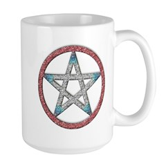 Witch's Pentagram Magic Mug