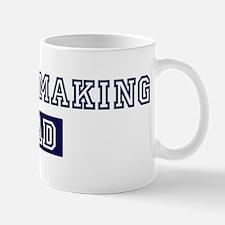 Candlemaking dad Mug