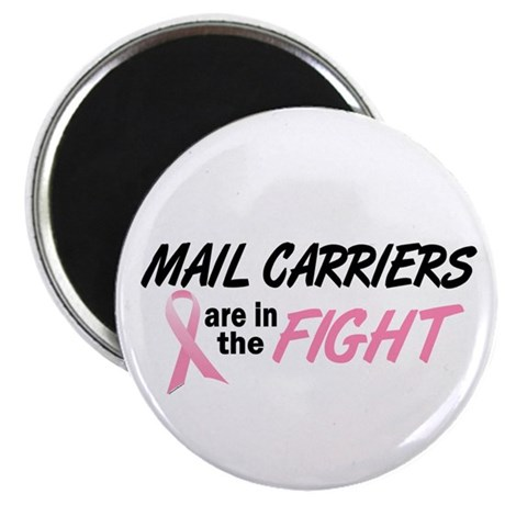 "Mail Carriers In The Fight 2.25"" Magnet (10 pack)"