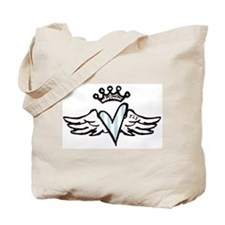 Heart with Wings Tote