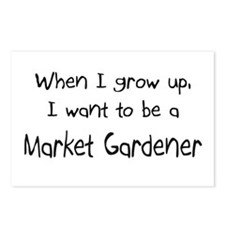 When I grow up I want to be a Market Gardener Post