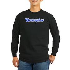 Retro Cristopher (Blue) T