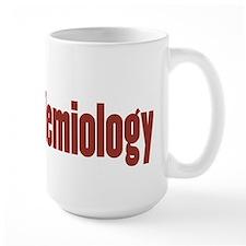 I Heart Epidemiology Ceramic Mugs