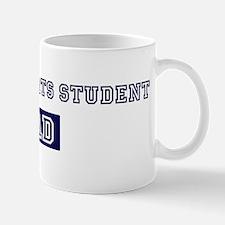 Language Arts Student dad Mug