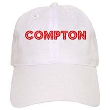 Retro Compton (Red) Baseball Cap