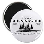 """Camp Morningwood 2.25"""" Magnet (100 pack)"""