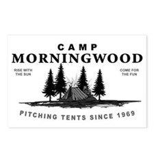 Camp Morningwood Postcards (Package of 8)