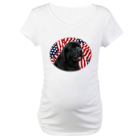 Newf 5 Maternity T-Shirt