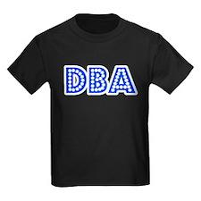 Retro DBA (Blue) T