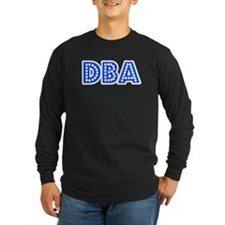 Retro DBA (Blue) T