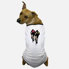 cyclists Dog T-Shirt