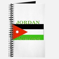 Jordan Jordanian Flag Journal