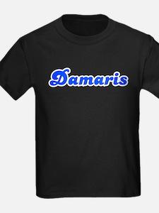 Retro Damaris (Blue) T