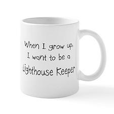 When I grow up I want to be a Lighthouse Keeper Mu