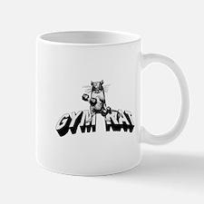 Gym Rat Small Small Mug