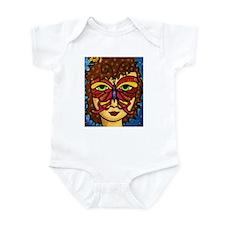 Butterfly Mask Infant Bodysuit