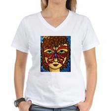 Butterfly Mask Shirt