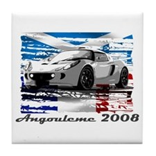 Angouleme 2008-Exige Tile Coaster