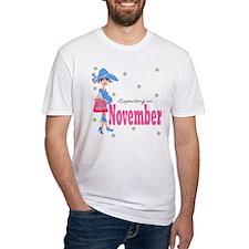Expecting in November Shirt