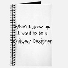 When I grow up I want to be a Knitwear Designer Jo
