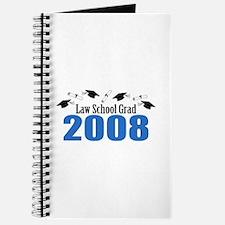 Law School Grad 2008 (Blue Caps) Journal