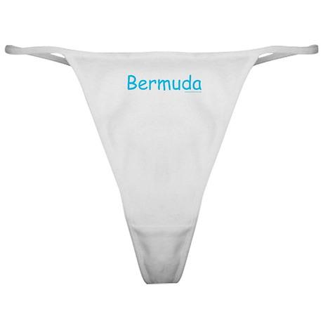 Bermuda - Classic Thong