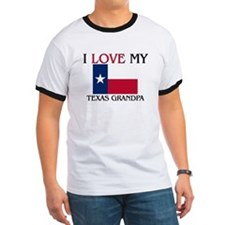 I Love My Texas Grandpa T