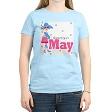 Expecting in May T-Shirt