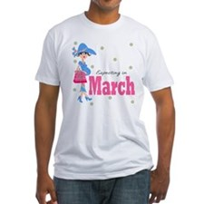 Expecting in March Shirt