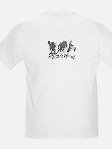 Dinosaur Cafe Kids T-Shirt