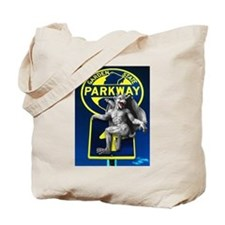 N.J. GS PARKWAY DEVIL, Tote Bag