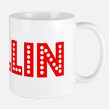 Retro Dallin (Red) Mug