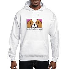Anime Blenheim Cavalier Hoodie