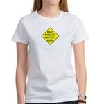 Right Wingnuts Must Exit Ahea Women's T-Shirt