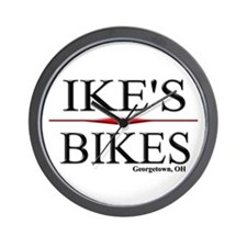 Ike Wall Clock