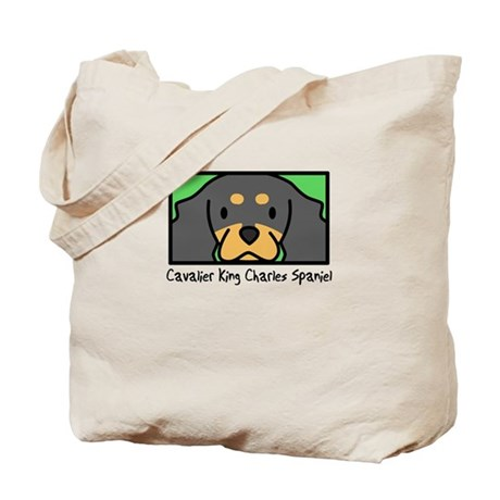 Anime B&T Cavalier Tote Bag