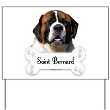 Saint 9 Yard Sign