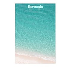 Cute I love the beach Postcards (Package of 8)