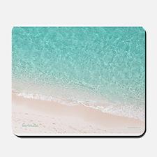 Bermuda White Beach - Mousepad