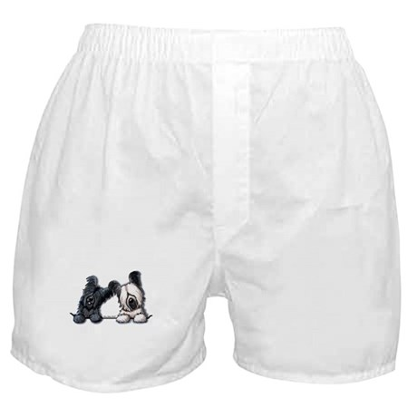 Skye Terrier Pocket Duo Boxer Shorts
