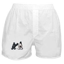 Skye Terrier Pocket Duo Boxer Shorts