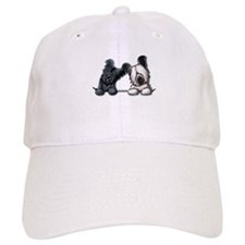 Skye Terrier Pocket Duo Baseball Cap