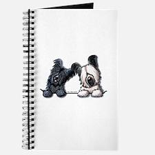 Skye Terrier Pocket Duo Journal