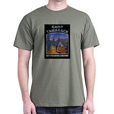 Camp Tamarack - T-Shirt