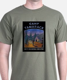Camp Tamarack - T-Shirt