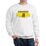 Protect your nuts Sweatshirt