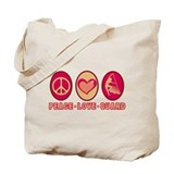 Color guard Regular Canvas Tote Bag