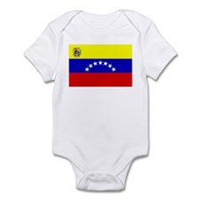 Venezuela 7 stars Infant Bodysuit
