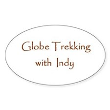 Globe Trekking w/Indy Decal